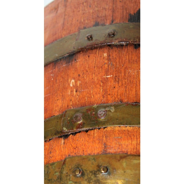19Thc Wine Barrel / Container for Grapes For Sale - Image 4 of 6