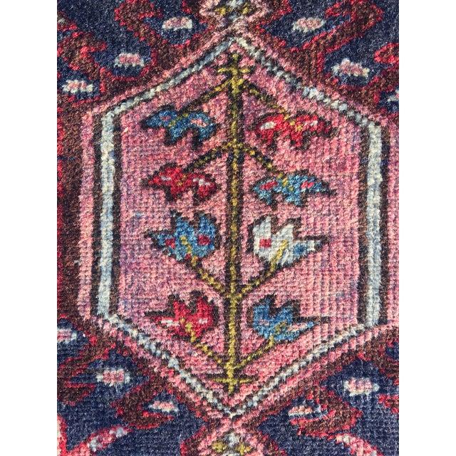 """Vintage Persian Karajeh Runner - 2'1 x 7'10"""" - Image 8 of 11"""