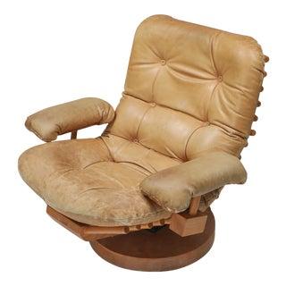 1960s Post-Modern 'Koala' Lounge Chair by o.f. Blaha For Sale
