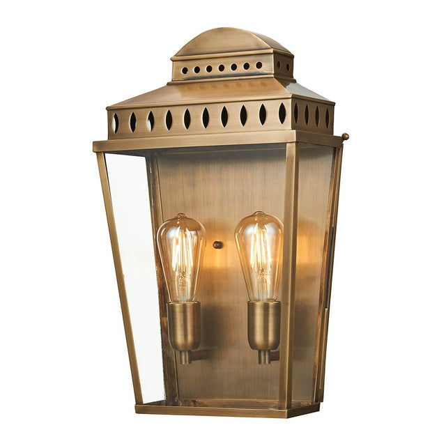 Mansion House Large Wall Lantern For Sale - Image 4 of 5