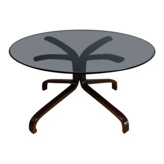1970s Scandinavian Modern Sigurd Ressell for Vatne Møbler Falcon Table For Sale