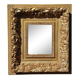 Vintage French Provincial Gold Ornate Rococo Picture Frame #2 For Sale