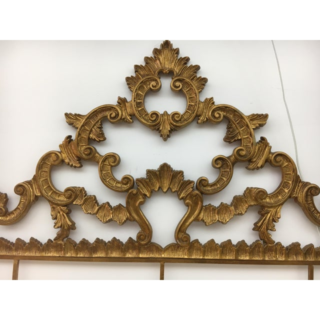 Brazilian Designer Vintage Head Board - Image 3 of 6