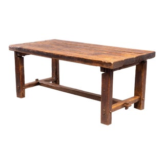 Early 19th Century Rustic Table For Sale