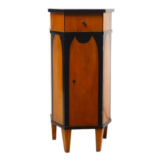 19th C. Biedermeier Cabinet For Sale