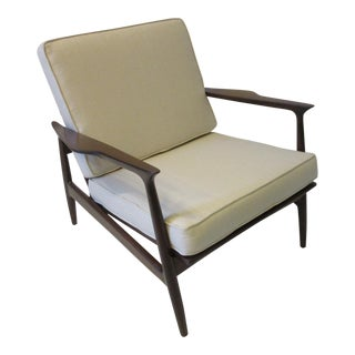 Danish Lounge Chair by Kofod Larsen for Dux For Sale