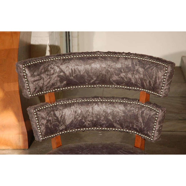 Paul Marra Paul Marra Klismos Style Chair For Sale - Image 4 of 8
