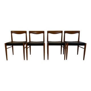 Vintage Mid Century Bramin Chair- Set of 4 For Sale
