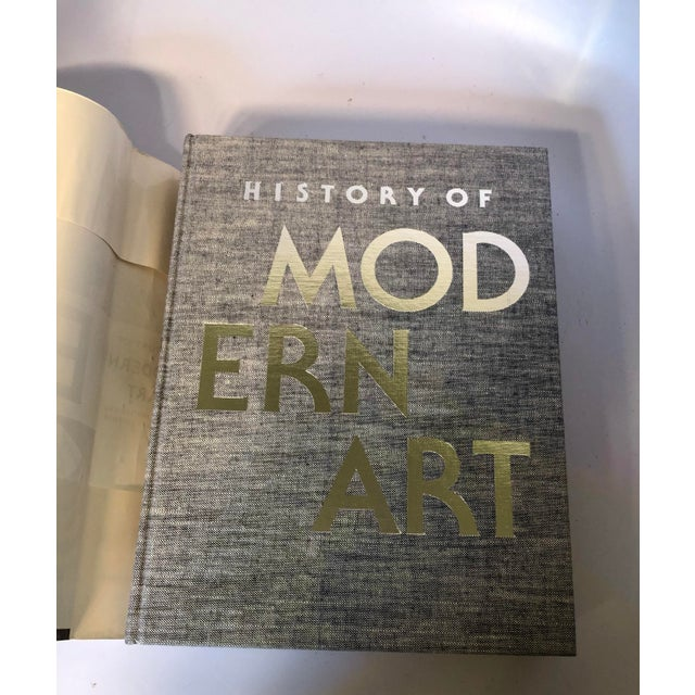 1980s 1980s Vintage History of Modern Art Coffee Table Book For Sale - Image 5 of 8