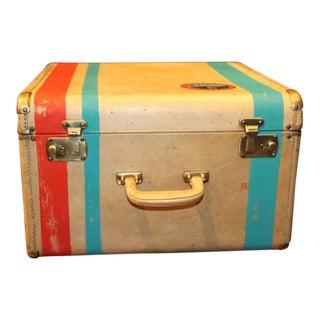 1920s Vellum Hat Box For Sale