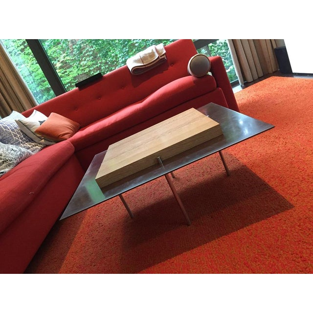 Morlen Sinoway Contemporary Cocktail Table - Image 2 of 7