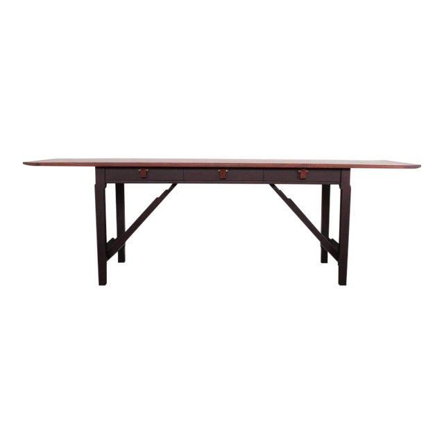 Dunbar Console or Sofa Table by Edward Wormley For Sale