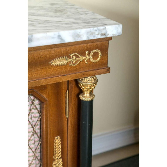Neoclassical Palatial Empire-Style Sideboard For Sale - Image 3 of 11