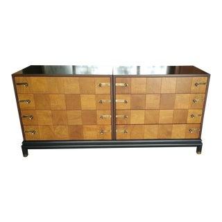 1950s Mid Century Modern Johnson Furniture Renzo Rutili Chest of Drawers