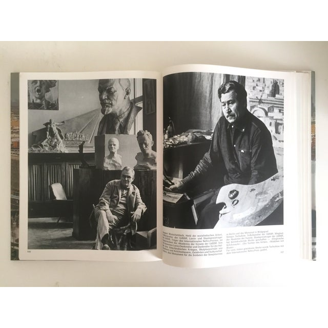 """"""" Moskau """" Vintage 1975 Photography Cultural Travel Large Art Book in German For Sale In New York - Image 6 of 11"""