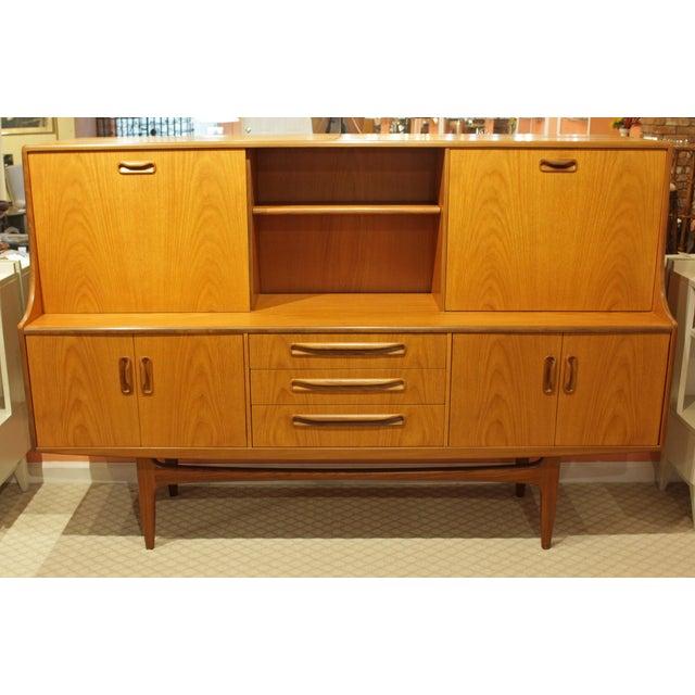 1950s Vintage Ib Kofod-Larsen for G Plan Credenza For Sale - Image 5 of 5