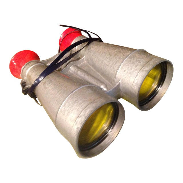 Original 1950s Tom Corbett Space Cadet Sci-Fi Binoculars For Sale