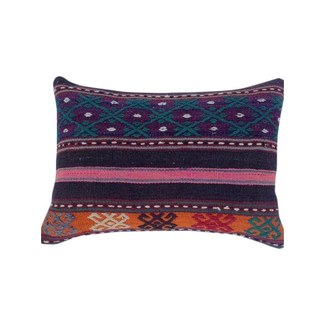 Vintage Kilim Pillow - Image 1 of 6