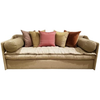 John Saladino Landau Sofa For Sale