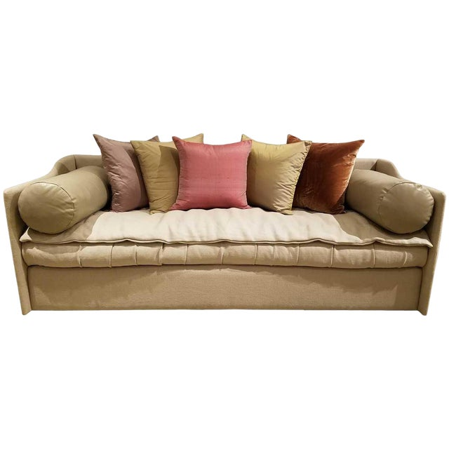 John Saladino Landau Sofa For Sale