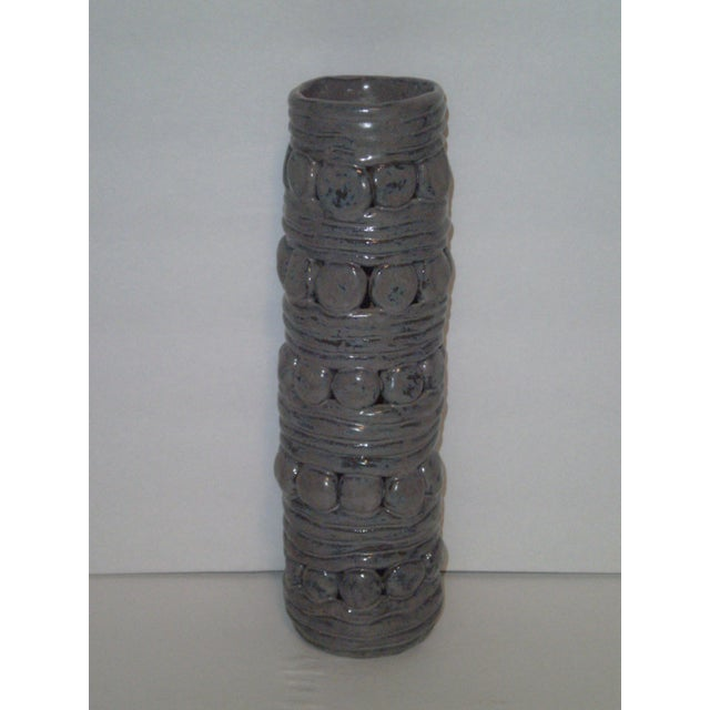Mid-Century Pottery Vase - Image 3 of 6