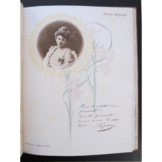 "1904 ""Les Contemporains Celebres"" Book For Sale - Image 6 of 11"