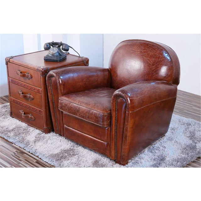 For any home in need of a classic and luxurious club chair. This armchair adds an aura of luxury, and class to any room,...