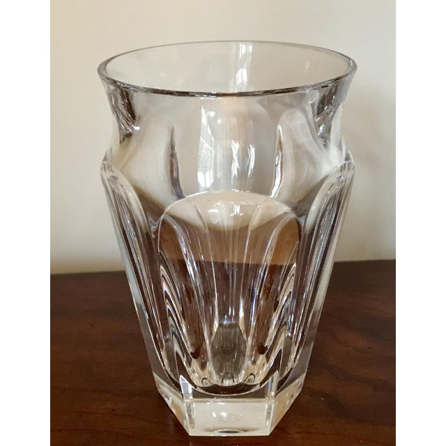 Crystal Baccarat Crystal Nelly Vase For Sale - Image 7 of 7