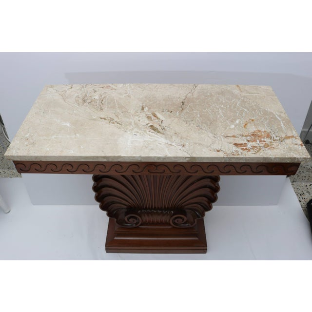 SALE - was $6000 This stylish console table was designed by Edward Wormley in the 1940s and will make the perfect addition...