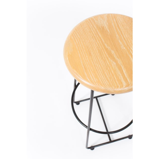 Steven Bukowski Steven Bukowski Contemporary Altro Bar Stool For Sale - Image 4 of 6