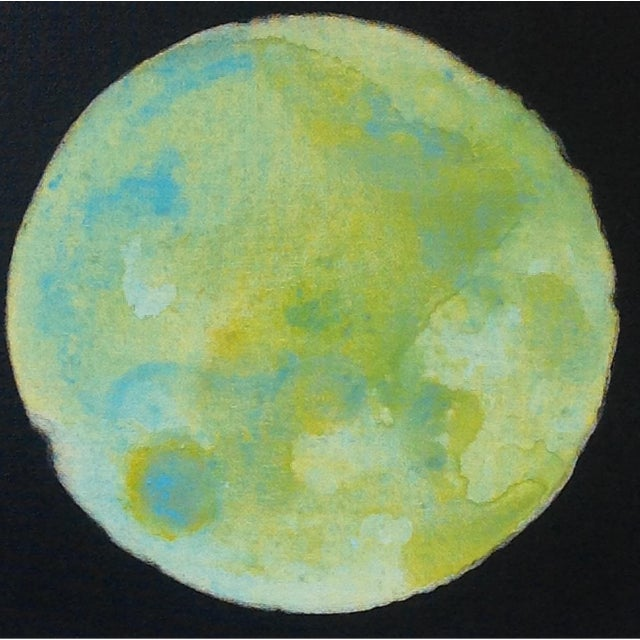 Summer Moon Painting - Image 1 of 4