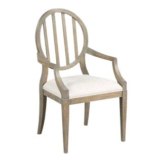 Vintage Finish Emma Arm Chair For Sale