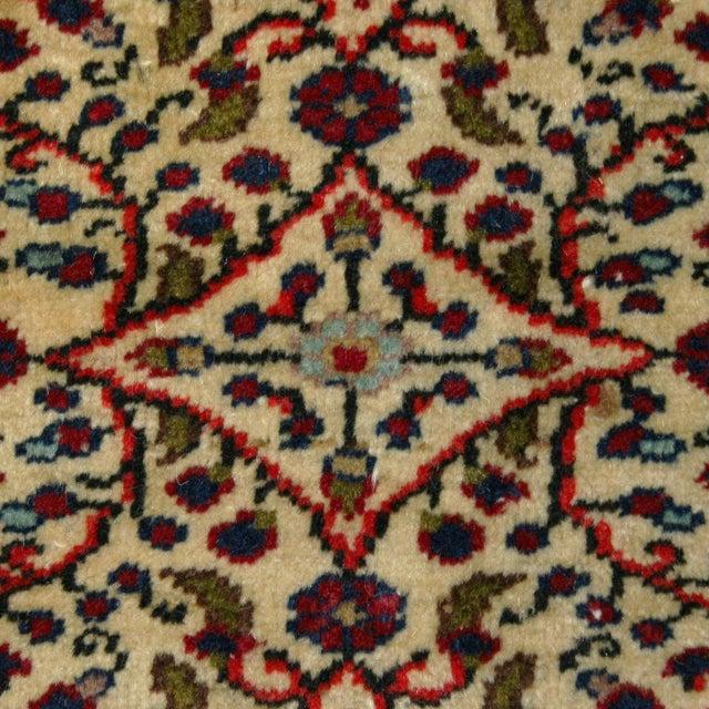 VintageTurkish Kayseri Rug - 8′6″ × 11′9″ - Image 5 of 6