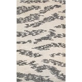 Image of Pasargad Home Moroccan Shag Wool Area Rug - 5′ × 8′ For Sale