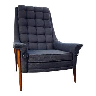 Mid Century Modern Kroehler 'Avant' Lounge Chair - 1950's
