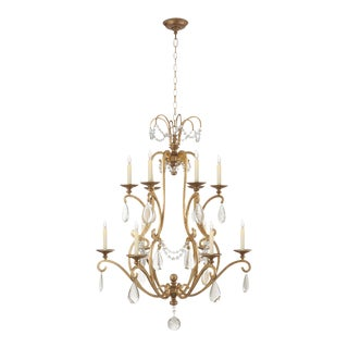 Visual Comfort Orvieto Large Chandelier