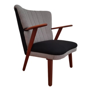 1960s Vintage Danish Erhardsen & Andersen Armchair For Sale