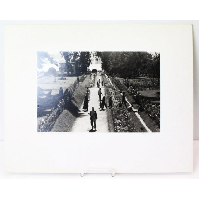 Mughal Garden Kashmir Garden Photograph For Sale - Image 10 of 10