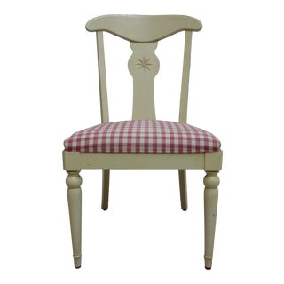 Ethan Allen Dining Room Side Chair For Sale