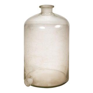 Vintage French Chemistry Jar For Sale