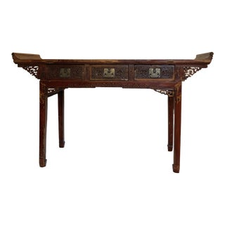 19th Century Chinese Alter Table For Sale