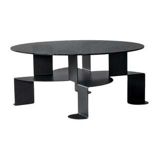 Contemporary Aspa Sculptural Coffee Table by Atra For Sale