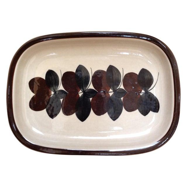 Vintage Ruija-Troubadour Rectangular Platter - Image 1 of 4