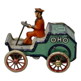 Lehmann OHO Wind Up Tin Toy c.1920