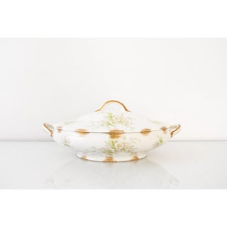 Vintage Limoges France CH Field Haviland GDA China Serving Casserole Dish Preview