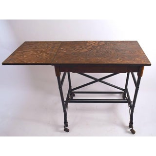 Turn of the Century Industrial Work Table Preview