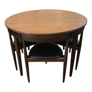 Hans Olsen Frem Rojle Roundette Dining Set