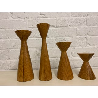 1960s Mid-Century Modern Candle Holders - Set of 4 Preview