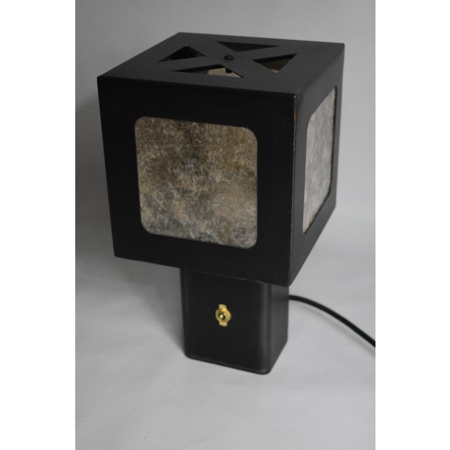 Contemporary Oblik Studio Cube Table Lamp For Sale - Image 3 of 5