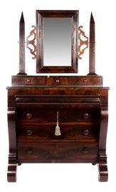 Image of Burnt Umber Standard Dressers